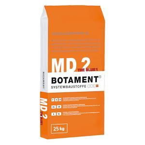 Botament MD2 The Blue 1 B) Pulverko.